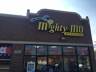Mighty Mo Muffler | Complete Auto Repair | 248-398-2774 | 13941 W Nine Mile Rd, Oak Park MI 48237